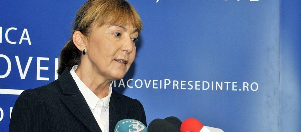 Lansarea oficială partide.amper.org.ro alături de Monica Macovei