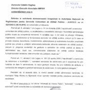 Legal, nu avem niciun operator de salubritate la Tîrgu-Mureș